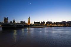 Balsa do rio de Westminster imagens de stock royalty free