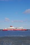Balsa Finlandia de Viking Line Fotos de Stock