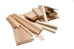 Balsa Wood Royalty Free Stock Photography