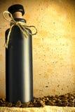 Balsam bottle. Stock Image