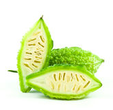Balsam pear Stock Images