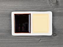 Balsamic vinegar Royalty Free Stock Photography