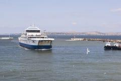 Balsee el ` de Protoporos 4 del ` en el puerto del puerto del Cáucaso Imágenes de archivo libres de regalías