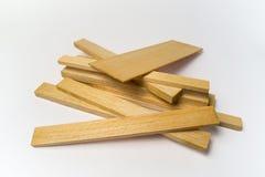 Balsowy drewno Obraz Stock