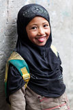 Balti女孩,印度 库存图片