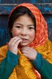 Balti flickor, Indien Royaltyfri Fotografi