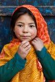 Balti Girl, India Royalty Free Stock Image