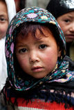 Balti Girl, India Stock Images