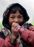 Balti girl, India Royalty Free Stock Photo