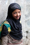Balti girl, India
