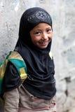 Balti-Mädchen, Indien Lizenzfreie Stockfotos