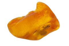 Baltic amber Royalty Free Stock Image