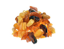Baltic amber Jewelry Royalty Free Stock Photography