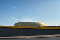 Baltic Arena Stadium Royalty Free Stock Images