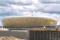 Baltic Arena Stadium. Royalty Free Stock Image