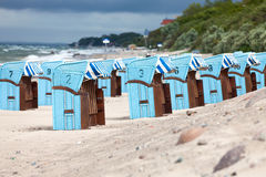 Baltic beach Stock Images