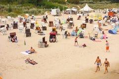 Baltic Beach Stock Image