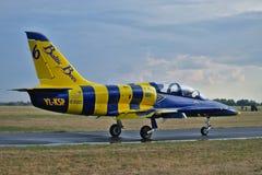 Baltic Bees Aerobatic Team Royalty Free Stock Image