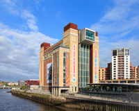The Baltic Centre Royalty Free Stock Photo