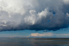 Baltic cloud. Stock Images