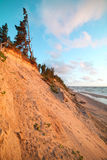 Baltic coast, Latvia. Stock Photo