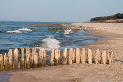Baltic coast Stock Photo
