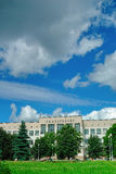 Baltic Federal University. Kaliningrad. Russia Royalty Free Stock Photos