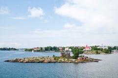 Baltic Island Stock Photography