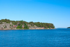 Baltic islands in Summer Stock Image