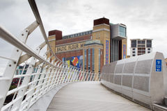 Baltic Museum, Gateshead, Newcastle Stock Photography