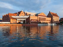 Baltic Philharmonic Orchestra, Gdansk, Poland Royalty Free Stock Images