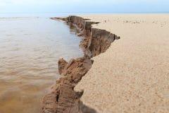 Baltic sand. Stock Photos