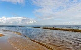 Baltic sea. Royalty Free Stock Image