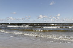 Baltic sea. Royalty Free Stock Image