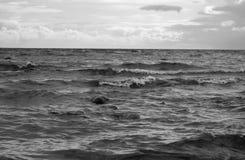 Baltic Sea. Royalty Free Stock Photos