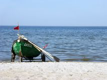 Baltic sea. Latvia Stock Photography