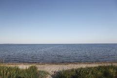 Baltic Sea beach of Ruegen Royalty Free Stock Photos