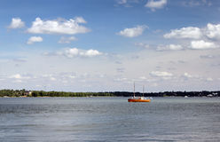 Baltic Sea Stock Image