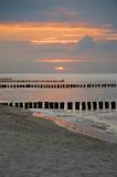 Baltic sea coast Stock Images
