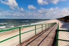 Baltic Sea Coast. Cold autumn morning on the beach. Soil erosion. Seashore. Baltic Sea Coast. Cold autumn morning on the beach. Soil erosion. Seashore stock photo