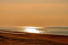 Baltic Sea coast. Kolka Stock Images