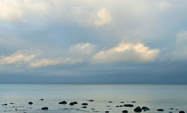 Baltic sea. Royalty Free Stock Photo