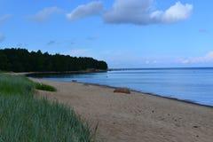 The Baltic Sea. In Estonia Stock Photo