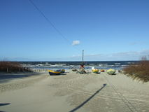 Baltic Sea in fall time 9 Stock Photo