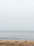 Baltic Sea and foggy morning Royalty Free Stock Photography