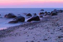 Baltic Sea, Gdynia Orlowo beach Stock Photography