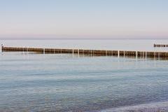 Baltic Sea, Germany Royalty Free Stock Photo