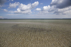 The Baltic Sea from Germany. Stock Photography