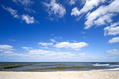 Baltic sea germany Stock Photography