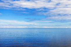 Baltic sea. Royalty Free Stock Photo